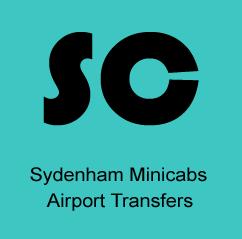 Sydenham Mini Cabs Airport Transfers logo.png