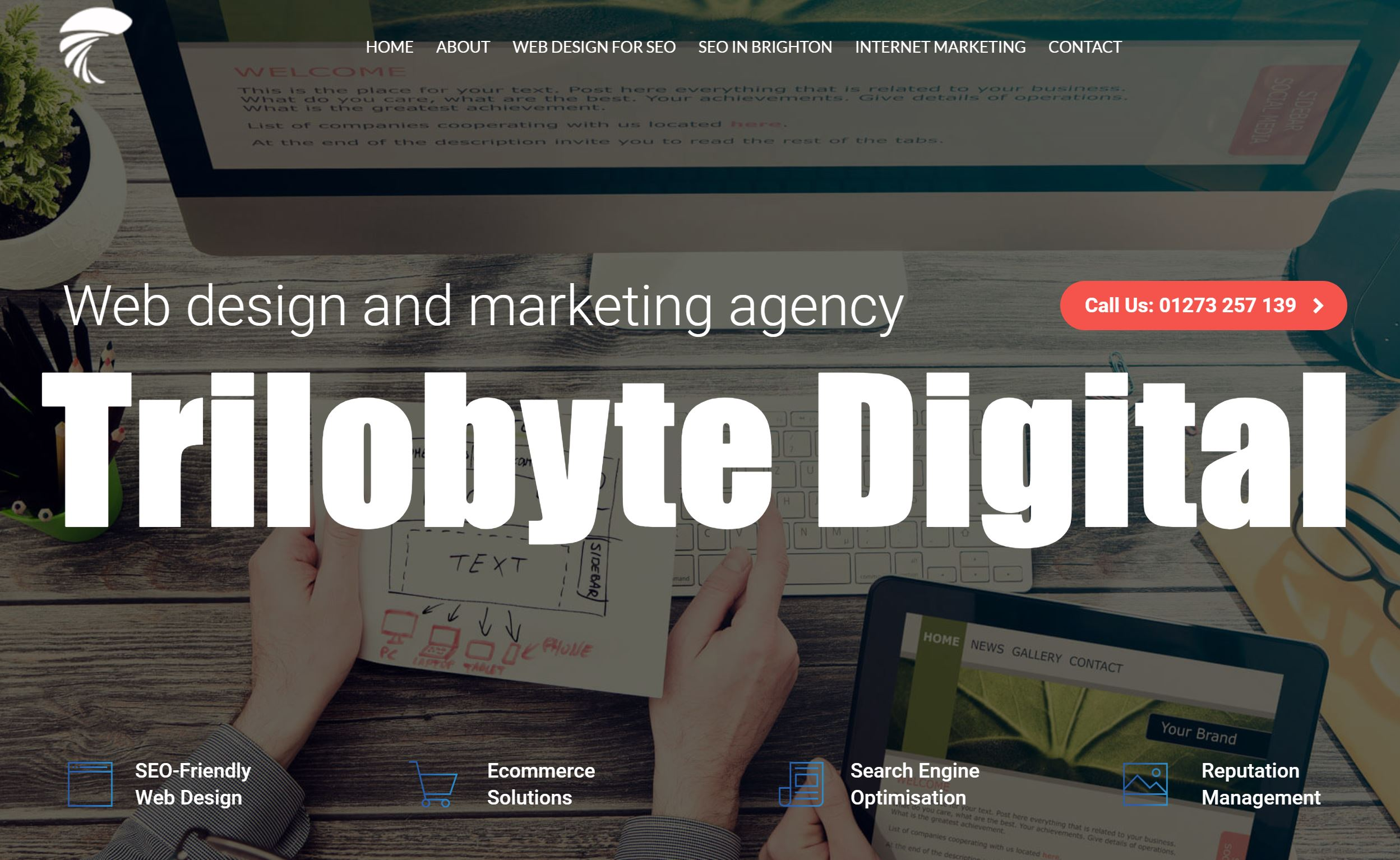 Trilobyte Digital Marketing « BIZFO – UK Business Directory