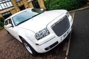 Chrysler Baby Bentley Limo wedding car middlesbrough.jpg