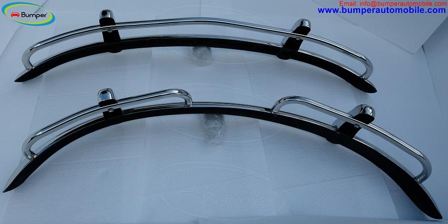 VW Beetle bumper USA type  full set.jpg