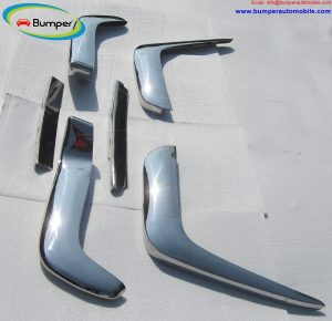 Volvo P1800 Jensen Cow Horn bumper set.jpg