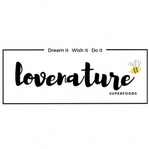 Lovenature Superfoods logo.png