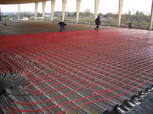 Commercial hydronic underfloor heating installation.png